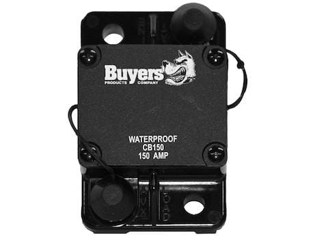 Buyers-CB300-300 Amp Circuit Breaker-Auto Reset, (product_type), (product_vendor) - Nick's Truck Parts