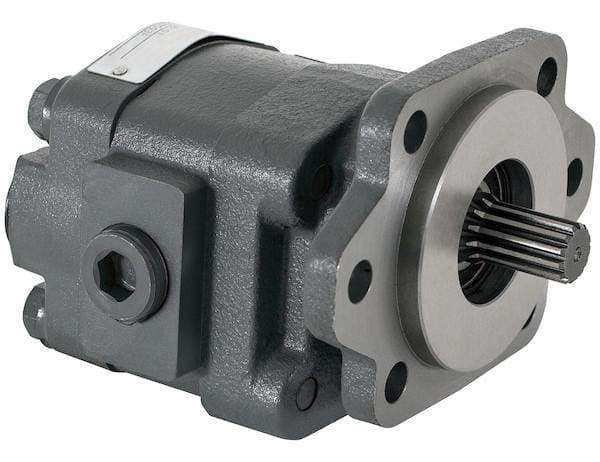 Buyers-H2136121-Hydraulic Gear Pump With 7/8-13 Spline Shaft And 1-1/4 Inch Diameter Gear, (product_type), (product_vendor) - Nick's Truck Parts