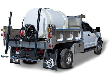 Buyers-SALTDOGG-6191120-550 Gallon Gas-Powered Anti-Ice System With Manual Application Rate Control, (product_type), (product_vendor) - Nick's Truck Parts