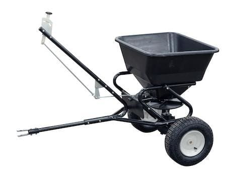 Buyers-SALTDOGG-TB150BG-Tow Behind Broadcast Spreader, (product_type), (product_vendor) - Nick's Truck Parts
