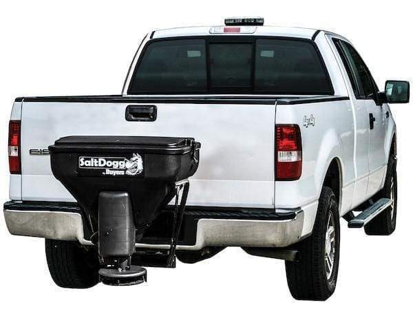 Buyers-SALTDOGG-TGS02-4 Cubic Foot Tailgate Spreader, (product_type), (product_vendor) - Nick's Truck Parts