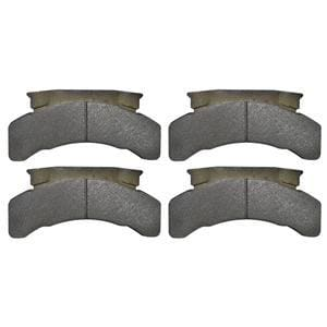 D224 - Front Semi Metallic Brake Pad, (product_type), (product_vendor) - Nick's Truck Parts