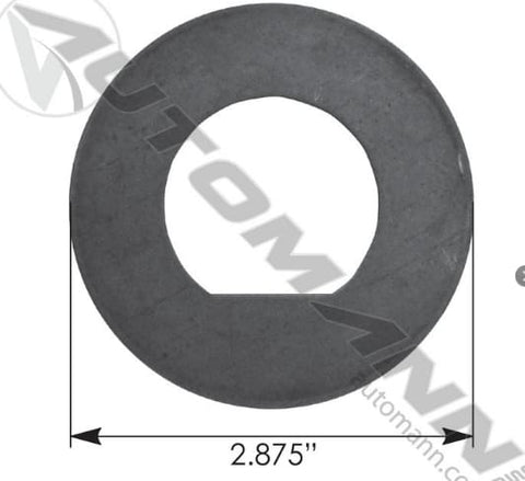 E-1000-Axle Spindle Washer, (product_type), (product_vendor) - Nick's Truck Parts