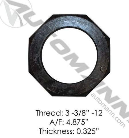 E-2426-Axle Spindle Nut (Inner), (product_type), (product_vendor) - Nick's Truck Parts