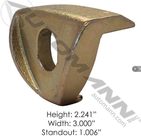 E-5046-Wheel Clamp, (product_type), (product_vendor) - Nick's Truck Parts