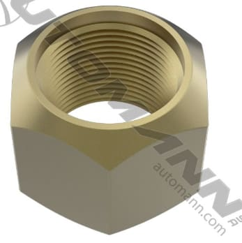 E-5576L-Disc Wheel Nut (HD), (product_type), (product_vendor) - Nick's Truck Parts