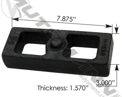 E821 - Spring Seat Spacer - Suspension