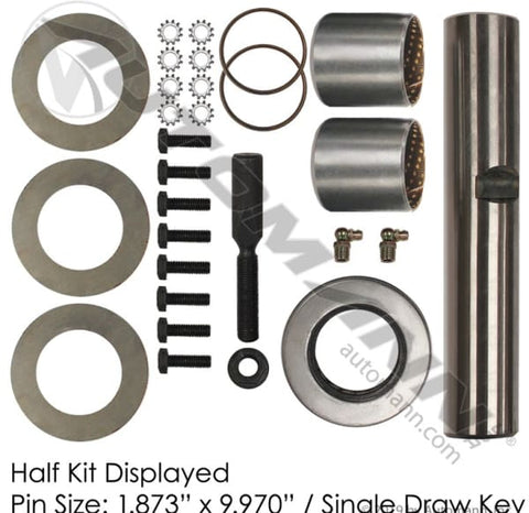 FKP-109-B -Standard King Pin Kit 1993-2000 GM B Series - Steering