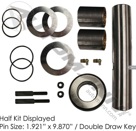 FKP-118-B -Standard King Pin Kit Dana I100SA-I146SA - Steering