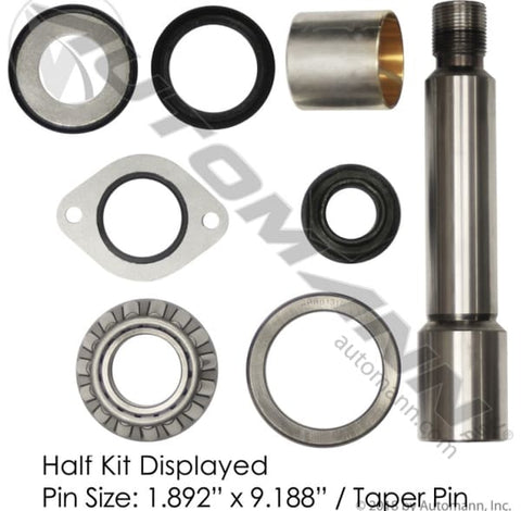 FKP-122-B -Standard King Pin Kit 1990-1999 GM B Series - Steering