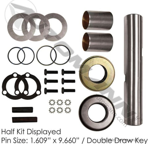 FKP-68-B -Standard King Pin Kit Navistar 1400-2100 Series - Steering
