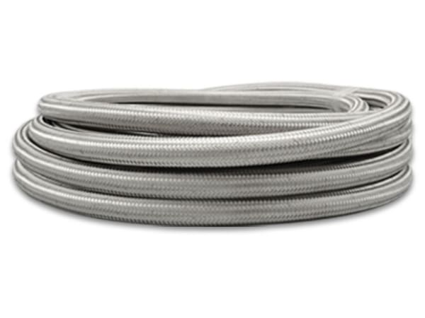 SF-35120-3.5in. x 10 ft 304 Stainless Steel Flex Exhaust Hose, (product_type), (product_vendor) - Nick's Truck Parts