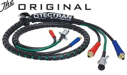 Tectran-169107-AirPower Line-3-in-One ABS, (product_type), (product_vendor) - Nick's Truck Parts