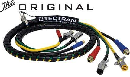 Tectran-169124-AirPower Line-4-in-One Auxiliary ABS, (product_type), (product_vendor) - Nick's Truck Parts
