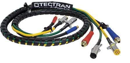 Tectran-169154-AirPower Line-4-in-One Auxiliary ABS, (product_type), (product_vendor) - Nick's Truck Parts
