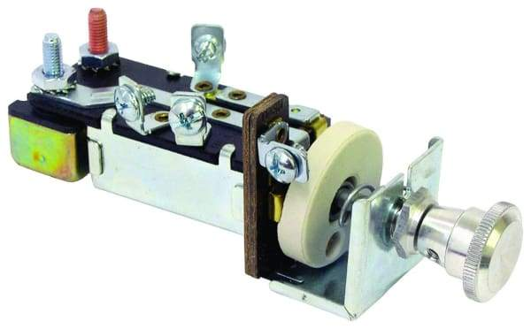 Tectran-19-1005-Push-Pull Switch, (product_type), (product_vendor) - Nick's Truck Parts