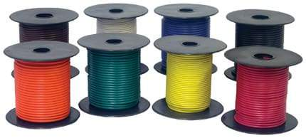 Tectran-710-02-Primary Wire-100 ft spool, (product_type), (product_vendor) - Nick's Truck Parts