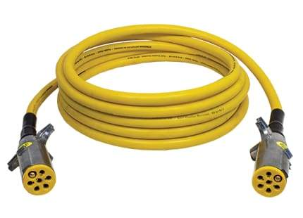 Tectran-7AEB152EW-ArticFlex Straight Cable Assemblies, (product_type), (product_vendor) - Nick's Truck Parts