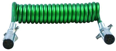 Tectran-7ATG222MG-Powercoil-ABS Duty (Green), (product_type), (product_vendor) - Nick's Truck Parts