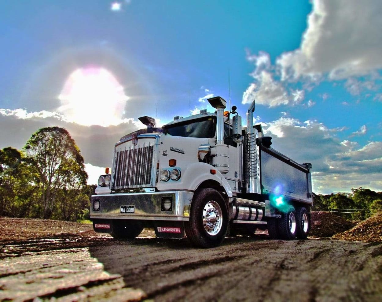 Our Top Tips For Proper Truck Maintenance