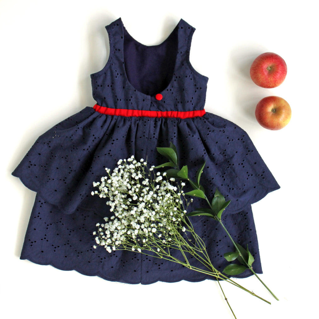 Liberty Blue Dress
