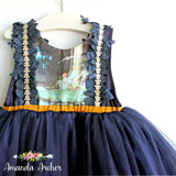 Midnight Moon Fairy Dress