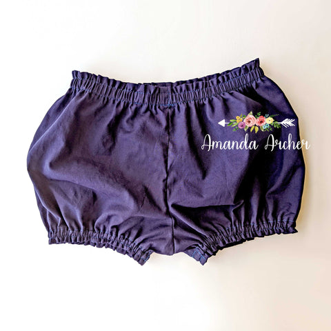 Bloomer Add-On, navy