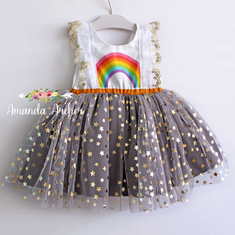 Stardust Rainbow Dress