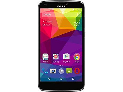 BLU - Studio G Plus with 8GB Memory Cell Phone (Unlocked) Quad Core Cortex (Certified Refurbished)