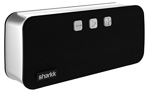 Sharkk Graham 20W Bluetooth Speaker with Bluetooth 4.2 Technology Portable Wireless Speaker with Built In Mic and 2500mAh Battery