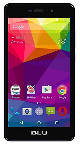 BLU Life XL L050U Unlocked GSM Octa-Core Android 5.1 Lollipop Smartphone w/ 13MP Camera