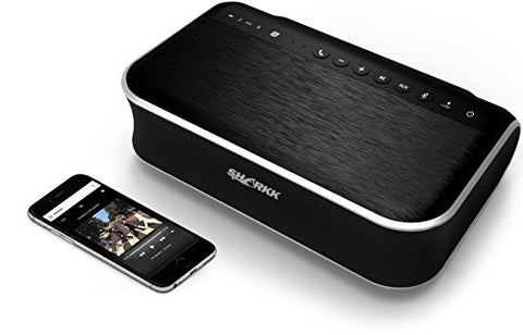SHARKK BEAST 45W Bluetooth Speaker 2.1 Channel MaxxBass Subwoofer Powerful Home Speakers