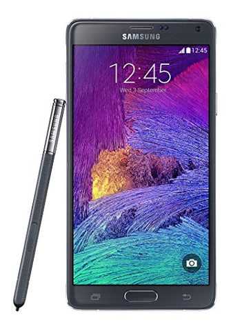 Samsung Galaxy Note 4 N910a 32GB Unlocked GSM 4G LTE Smartphone - Black