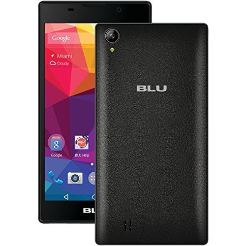 "BLU Neo X - 5.0"" Smartphone - US GSM Unlocked Cell Phone - Retail Packaging"