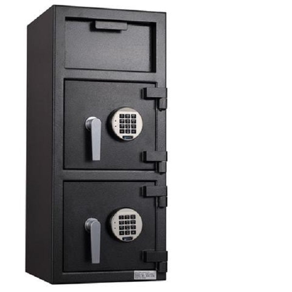 Protex FDD-3214II Dual Door Depository Safe