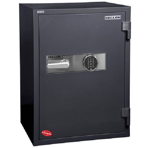 Hollon Safe HS-880E 2 Hour Fireproof Office Safe