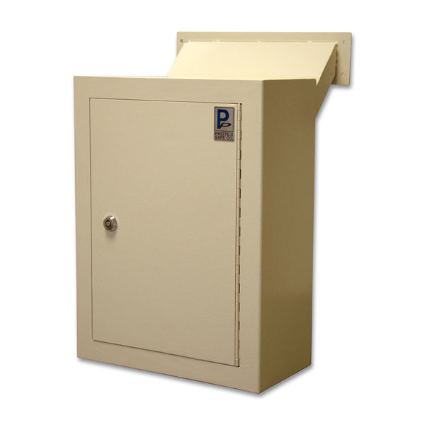 MDL-170 Protex Wall Drop Box with Adjustable Chute