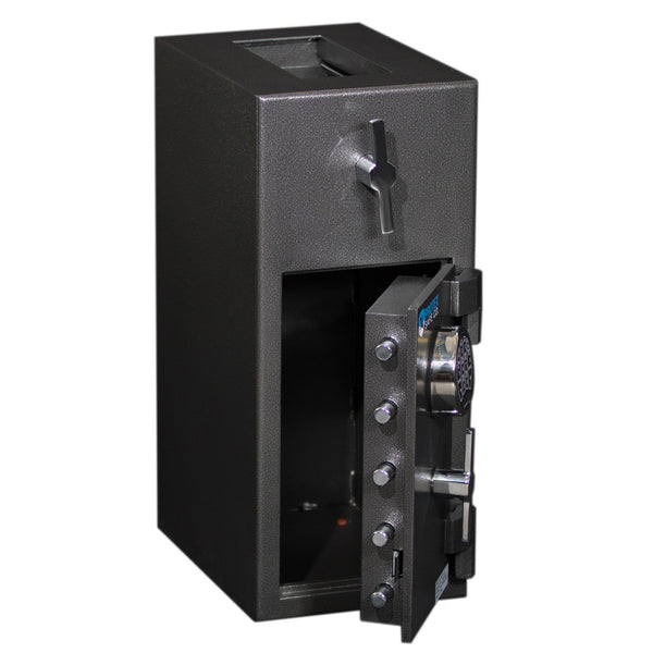 Protex RD-2410 Large Rotary Hopper Depository Safe