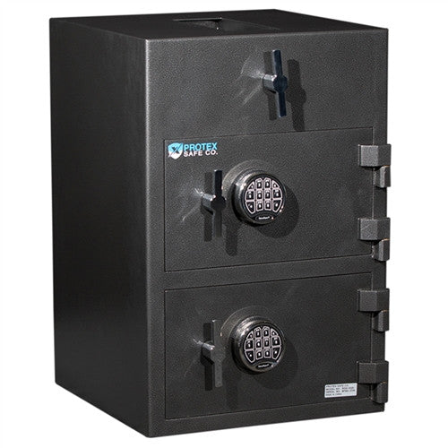 Protex RDD-3020 Large Rotary Hopper Depository Safe
