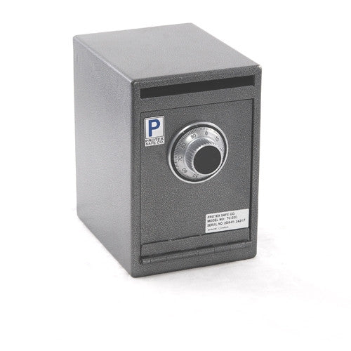 TC-03C Extra Large Heavy Duty Drop Safe With Dial