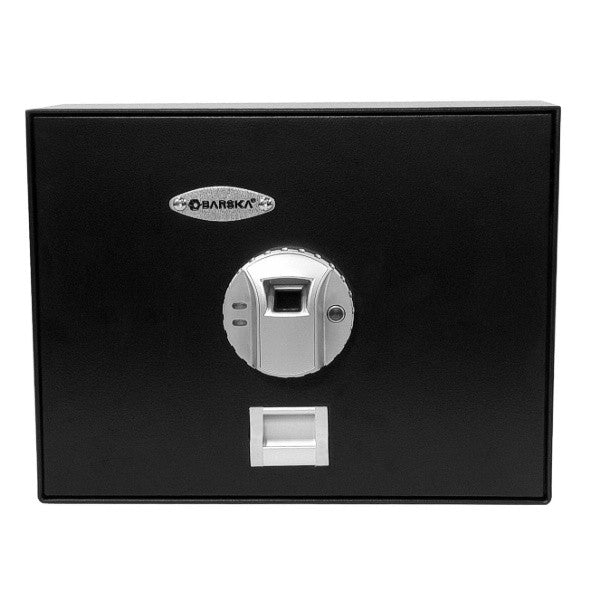 Barska AX11556 Top Opening Biometric Drawer Safe image