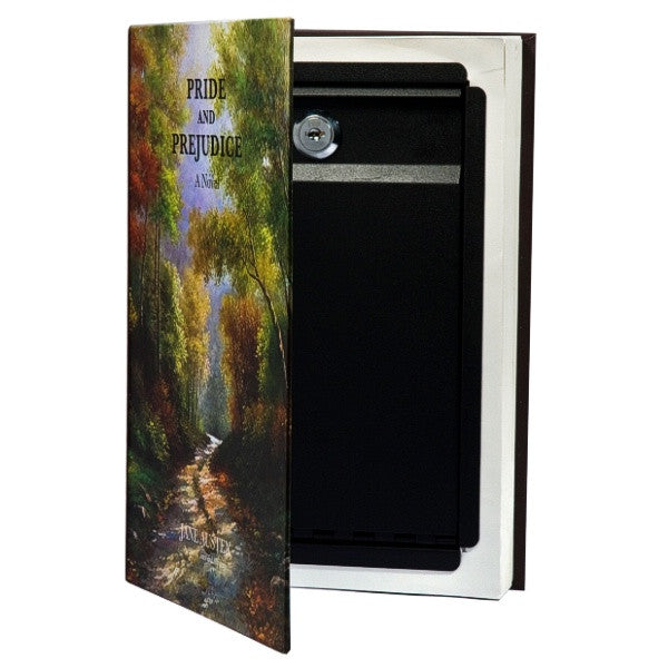 Barska AX11682 - Hidden Real Book Safe