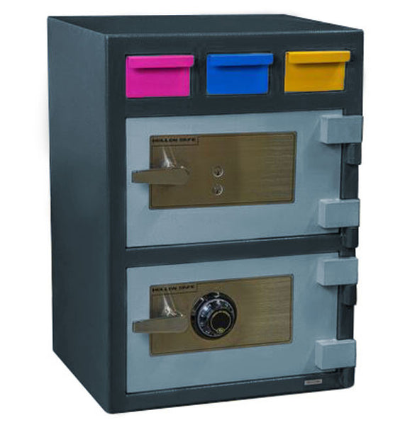Hollon Safe 3D-2820MM-KC Depository Safe