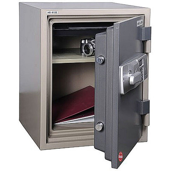 Hollon Safe HS-610E 2 Hour Fireproof Office Safe