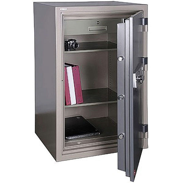 Hollon Safe HS-1200E 2 Hour Fireproof Office Safe