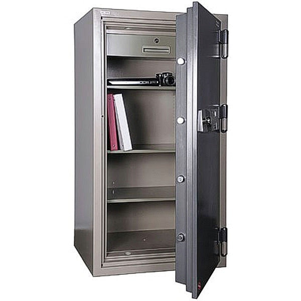 Hollon Safe HS-1400C 2 Hour Fireproof Office Safe
