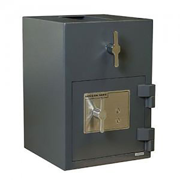 Hollon Safe RH-2014K Depository Safe