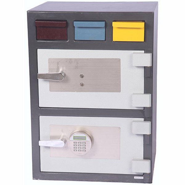 Hollon Safe 3D-2820MM-KE Depository Safe image
