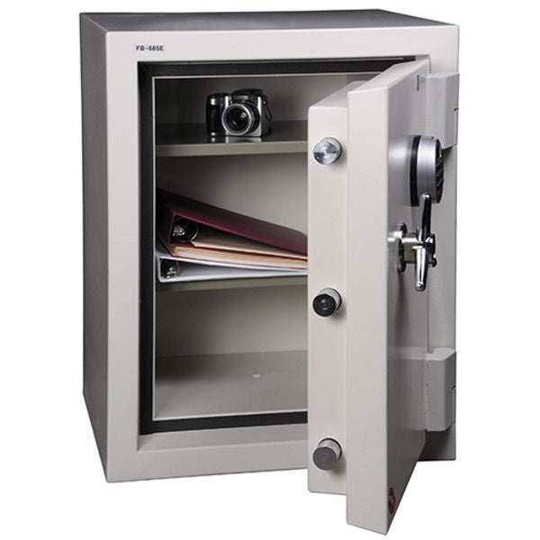 Hollon FB-685E 2 Hour Fire and Burglary Safe Electronic Lock