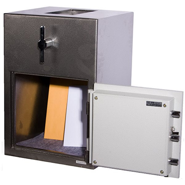 Hollon Safe RH-2014E Depository Safe